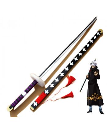 ONE PIECE Trafalgar Law Long Sword Replica Cosplay Prop