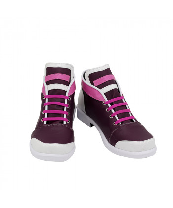 JoJo's Bizarre Adventure 8 Josuke Higashikata Shoes Cosplay Men Boots