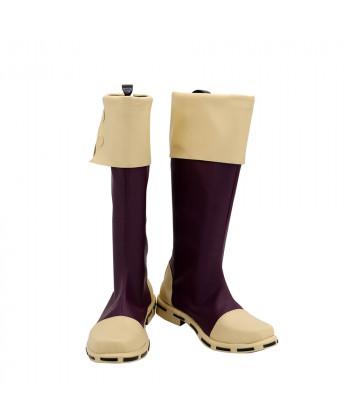 Pinky Shoes Cosplay My Hero Academia Mina Ashido Women Boots