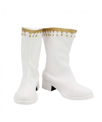 The Seven Deadly Sins Elizabeth Liones Shoes Cosplay Women Boots Ver 1