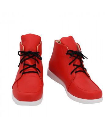 My Hero Academia Tomura Shigaraki Shoes Cosplay Men Boots
