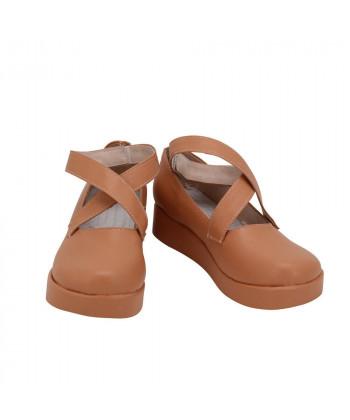Granblue Fantasy  GBF Sierokarte Shoes Cosplay Women Boots