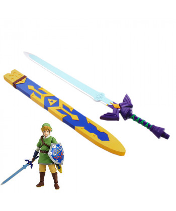 The Legend of Zelda Link Sky KrissSword Sword Cosplay Prop
