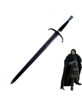 New Game of Thrones Jon Snow Long Claw Sword Cosplay Prop