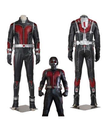 New Ant Man Scott Lang Cosplay Costume