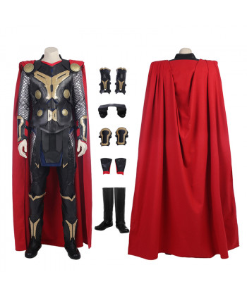 Thor The Dark World Thor Odinson Cosplay Costume