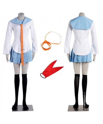 Nisekoi Kirisaki Chitoge Cosplay Costume
