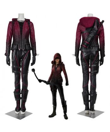 New Green Arrow Red Arrow Thea Queen Speedy Cosplay Costume