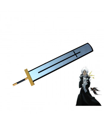 D.Gray-Man Allen Walker Sword cosplay prop