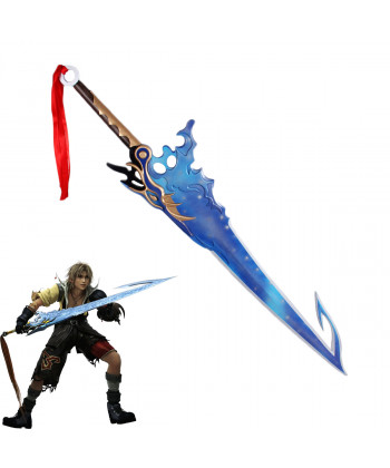 Final Fantasy X Tidus Brotherhood Sword Weapon Cosplay Prop