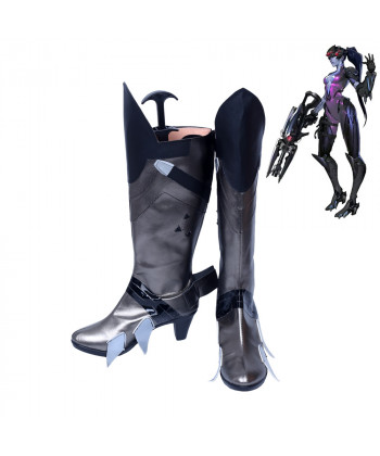 OW Overwatch Widowmaker Boots Cosplay Shoes