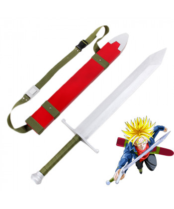 DRAGON BALL Super Version Trunks Sword Cosplay Prop