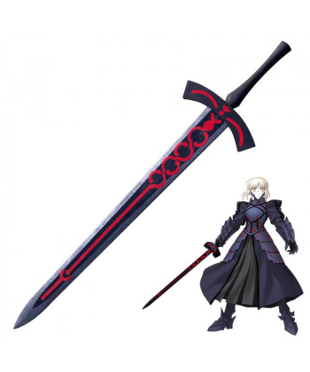 "Fate Stay Night Saber Alter PVC Cosplay Prop 39"" High Quality"