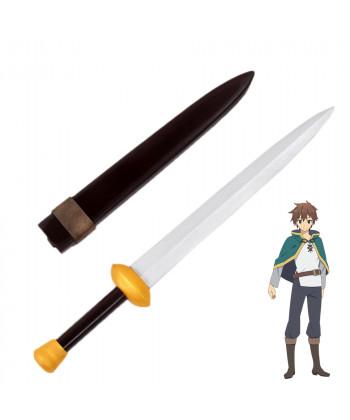 Kono Subarashii Sekai ni Shukufuku wo Satou Kazuma Sword Cosplay Prop