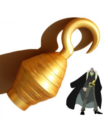 One Piece Sir Crocodile Hook Replica Cosplay Prop