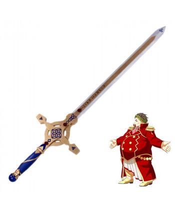Fate Grand Order Saber Gaius Julius Caesar Sword Cosplay Prop