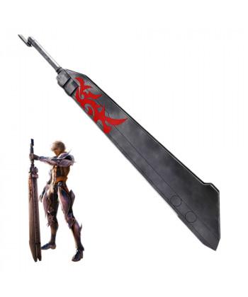 Mobius Final Fantasy Wol Sword Cosplay PropMobius Final Fantasy Wol Sword Cosplay Prop