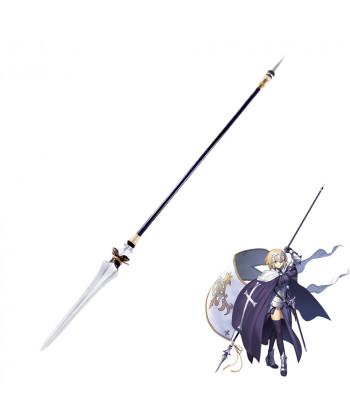 Fate Grand Order Ruler Jeanne d Arc Spear Cosplay Prop