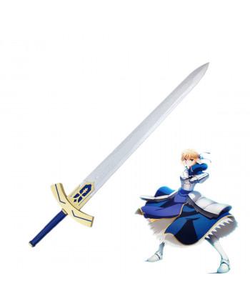 Fate Zero Saber Arturia Pendragon Excalibur FZ PVC Cosplay Prop Handmade