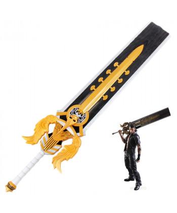 Final Fantasy XV FF15 Gladiolus Amicitia Big Sword Cosplay Prop