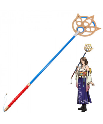 Final Fantasy Yuna PVC Wand Cosplay Prop
