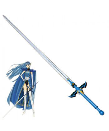 Magic Knight Rayearth Umi Ryuuzaki Sword Cosplay Prop
