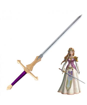 The Legend of Zelda Twilight Princess Zelda Sword Cosplay Prop