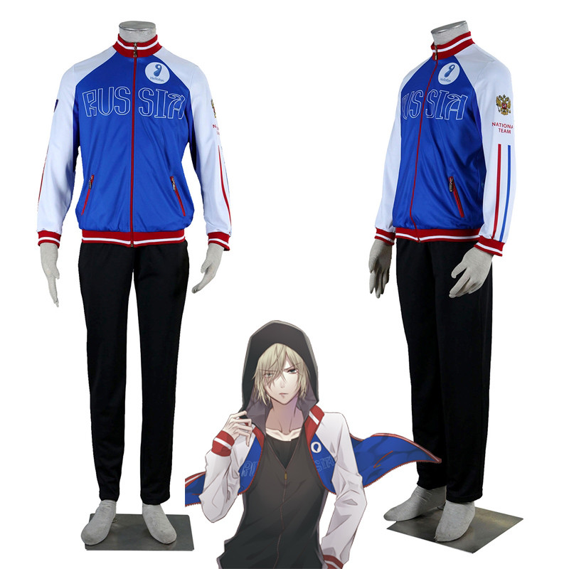 how to make yuri on ice cosplay