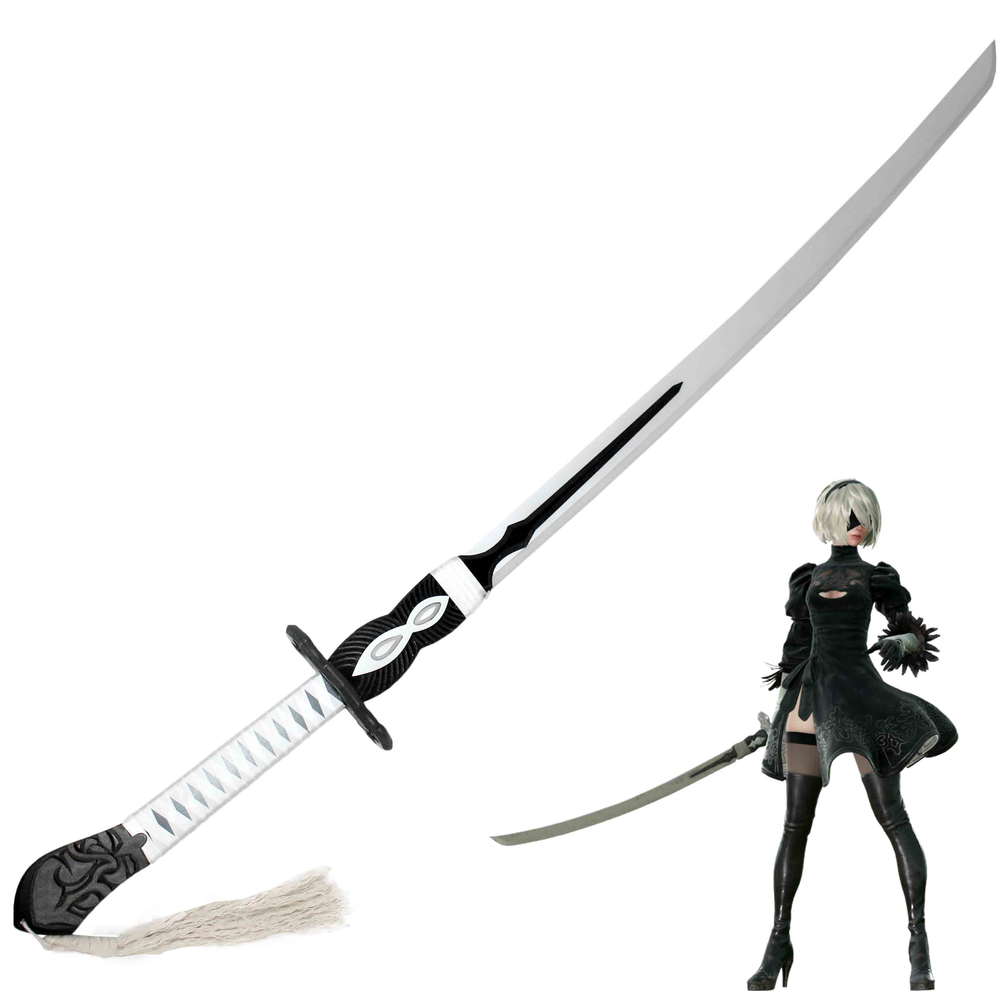 Nier automata yorha no 2 type b virtuous contract sword for B b contract