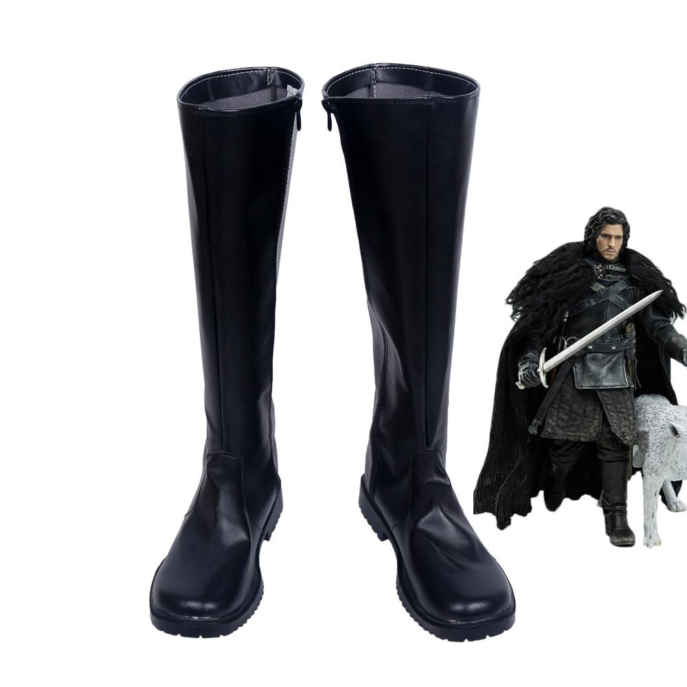 Jon Snow Shoe Size
