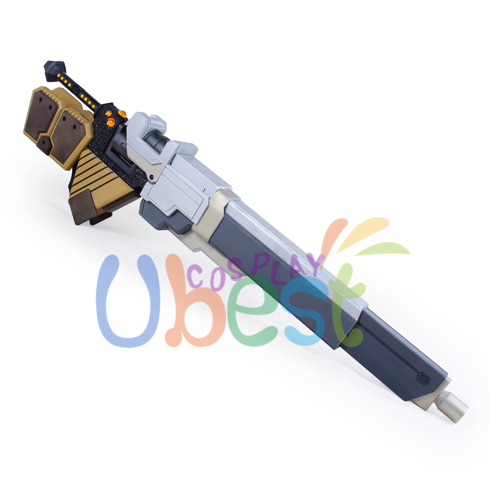 Novelty & Special Use Costumes & Accessories God Eater Sakuya Gun Weapon Pvc Cosplay Prop