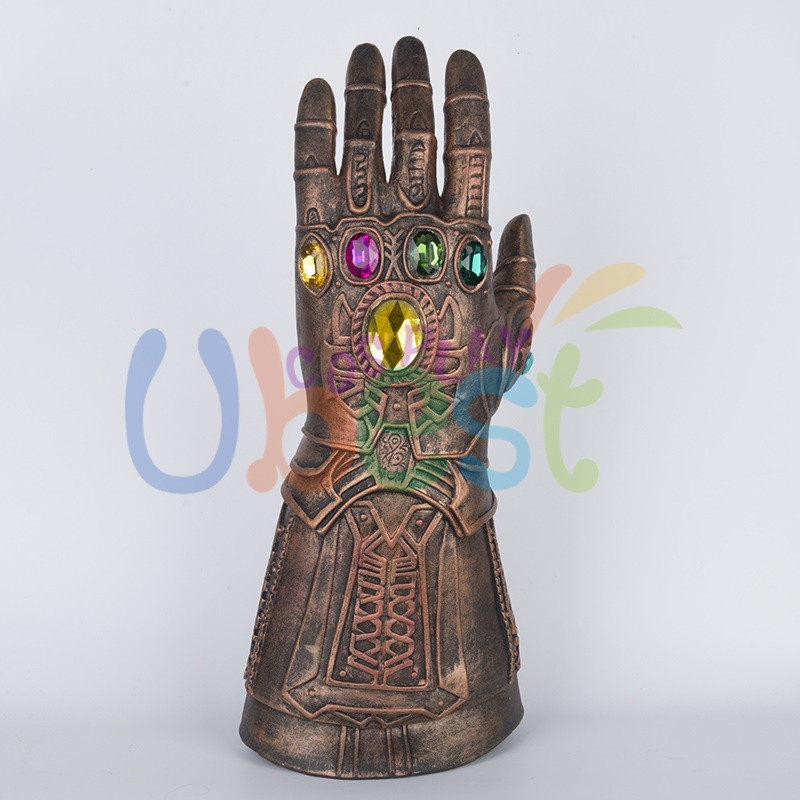 3d Printed Shoes >> New Avengers Infinity War Thanos Gloves Infinity Gauntlet Cosplay Prop