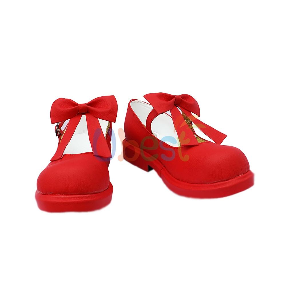 Cardcaptor Sakura Red Shoes