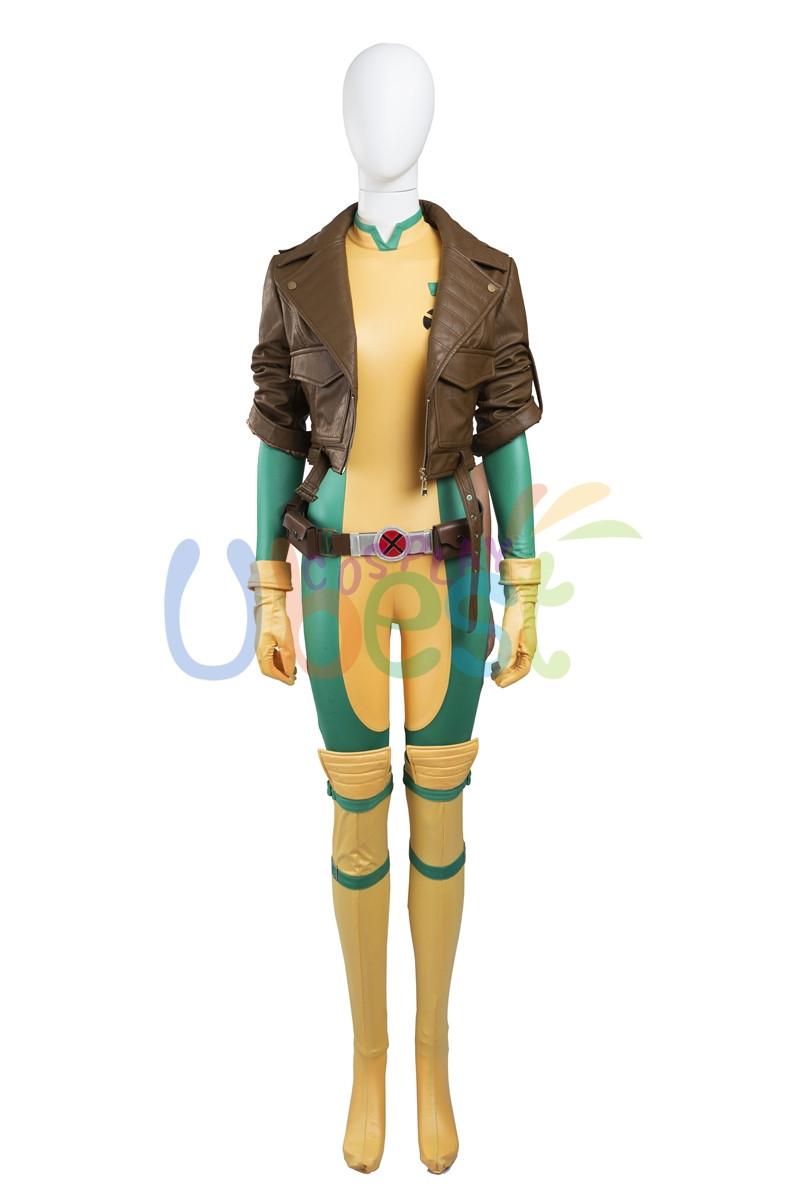 costume cosplay Rogue xmen