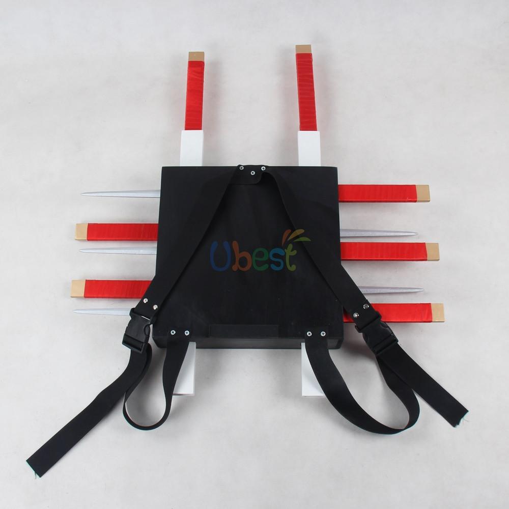 NARUTO Killer Bee Sword PVC Cosplay Prop