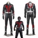 New Ant Man Scott Lang Cosplay Costume