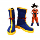 Dragon Ball Z SON GOKU Boots Cosplay Shoes Custom Made