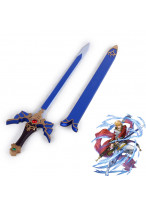 Fire Emblem Genealogy of the Holy War Eltshan Sword PVC Cosplay Prop