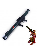 Tekken 7 Anna Williams Cannon Weapon PVC Cosplay Prop