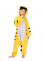 Kids Baby Tiger Pajamas Animal Onesies Costume Kigurumi