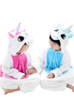 Kids Unicorn Pajamas Animal Onesies Costume Kigurumi