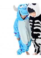 Kids Sulley Pajamas Animal Onesies Costume Kigurumi