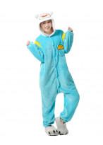 Adult Adventure Time Finn Pajamas Animal Onesies Costume Kigurumi