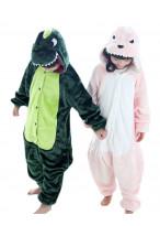 Kids Dinosaur Pajamas Animal Onesies Costume Kigurumi