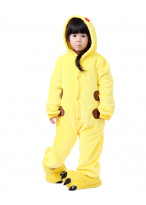 Kids Pikachu Pajamas Animal Onesies Costume Kigurumi