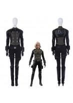 Avengers Infinity War Black Widow Natasha Romanoff Cosplay Costume Vest Halloween Outfit