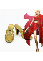 Fate EXTRA Nero Saber Colosseum Cosplay Shoes