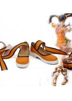 Tekken Ling xiaoyu Daily Cospay Girls Shoes