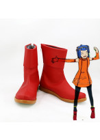 Fairy Tail Levy McGarden Cosplay Shoes Boots