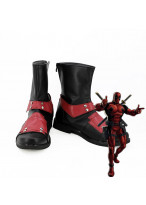 Deadpool 2 Wade Winston Wilson Cosplay Boot Shoes